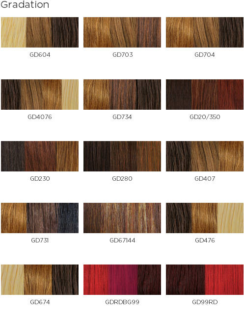 Harlem 125 Color Chart