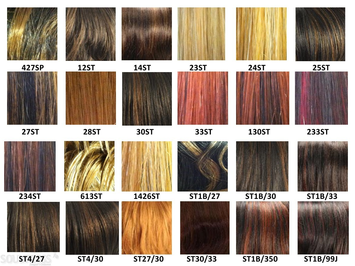 Soultress synthetic hair wig pl sanna lhboutique soultress color chart nvjuhfo Image collections